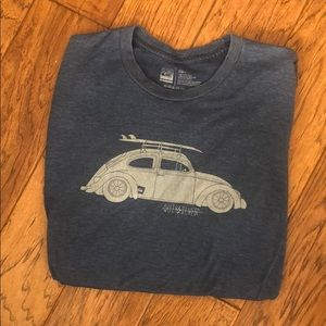 Men's VW Quicksilver TShirt